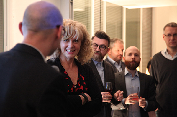 Lee & Thompson hosts Inside Pictures Alumni Event