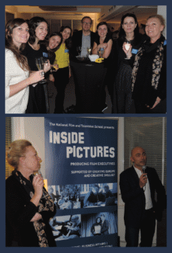 Lee & Thompson host Inside Pictures Alumni Drinks